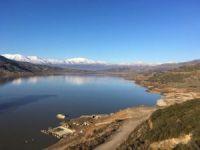 Beydağ Barajı'nda su seviyesi yüzde 15'lerde