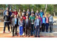 MSKÜ Kız ve Erkek Voleybol Takımları 1. Lige Yükseldi