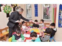 Beyoğlu'nda gelişim çocuklardan başlıyor