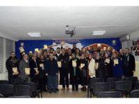 Ünver, AK Parti İl ve Gençlik kolları başkanlığı toplantısına katıldı