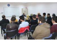 Karaman'da gençlere diksiyon eğitimi