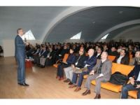 Kulu'da protokol ve nezaket kuralları semineri