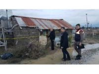 Antalya'da bir kişi ölü bulundu
