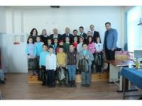 Hisarcık'ta zeka oyunları turnuvası