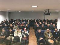Ak Parti Odunpazarı İlçe Başkanlığı referandum çalışmasına başladı