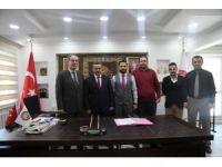 Seydişehir Belediyesi ile Hizmet-İş toplu iş sözleşmesi imzaladı