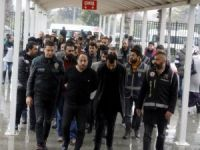 Antalya'da suç örgütüne operasyon: 28 gözaltı