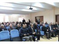 Tosya Sosyal Yardımlaşma Vakfı'na üye seçimi yapıldı