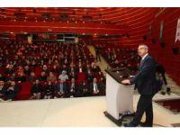 Başkan Köşker, Gebze'nin yatırımlarını anlattı