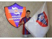 Karabükspor, Bliznichenko'yu kadrosuna kattı