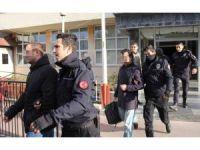 Samsun'da FETÖ'den 3'ü akademisyen 16 kişi adliyede