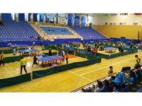 Aydın'da masa tenisi grupları tamamlandı