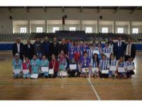 Okullar Arası Yıldızlar Futsal İl Müsabakalarında birinciler belli oldu