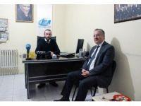 Edirne Valisi Özdemir'den İHA'ya ziyaret