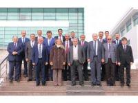 UNİKOP Dönem Başkanlığı KTO Karatay Üniversitesi'ne devredildi
