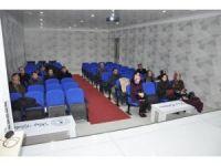 Adıyaman'da 15 Temmuz seminer verildi