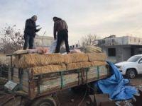 Samanların arasından 345 kilo uyuşturucu çıktı