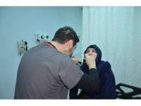 Yüksekova'da soğuk algınlığı