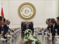 Başbakan Yıldırım, Birleşik Krallık Avam Kamarası heyetini kabul etti