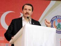 Memur-Sen Genel Başkanı Yalçın'dan anayasa sürecine destek