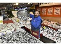 Başkent'te balık tüketiminde hamsi yine birinci