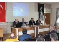 Fatsa'da 2. dönem müdürler toplantısı