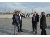 Efeler Belediyesi şantiyeleri ile güçleniyor