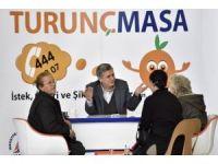 Muratpaşa'da Randevusuz görüşmeye devam edildi