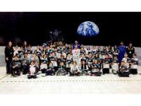 Bahçeşehir Okulları Aydın öğrencileri İzmir Uzay Kampında