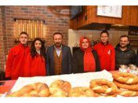 """Başkan Doğan, """"İş yeri demek, ekmek demektir"""""""