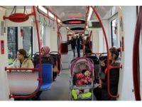 SAMULAŞ Türkiye nüfusundan fazla insanı taşıdı