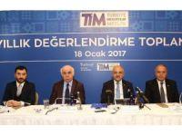 """TİM Başkanı Büyükekşi: """"2017 yılı daha iyi bir yıl olacak"""""""