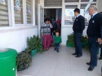 Manavgat'ta dilenci operasyonu