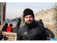 """Eren Tozlu: """"Sezon sonunda hedefe ulaşmak istiyoruz"""""""