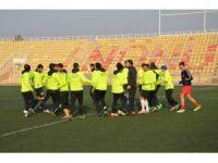 İnönü Üniversitesispor'un sezonu iyi yerde bitirme hesapları