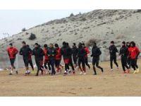 Evkur Yeni Malatyaspor'da Mersin mesaisi sürüyor