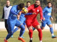 Antalyaspor, antrenman maçında Kemerspor 2003'ü yendi