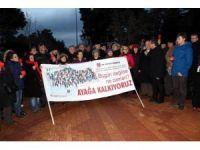 CHP'den sessiz eylem