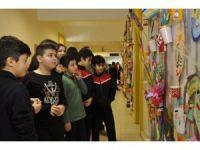 GKV'de Bin Bir Suretler ve 'Çiçeklerin Dili' Sergisi