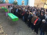 İzmir'deki cinayetin kurbanları toprağa verildi