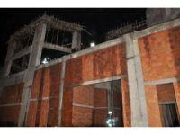 Antalya'da inşaatta göçük: 5 işçi enkaz altında