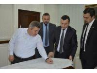 Fatsa'da Mustafa Kemal Paşa Mahallesi'ne doğalgaz verildi