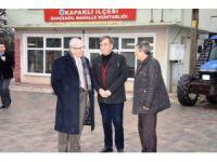 Başkan Albayrak, Ergene, Kapaklı ve Saray'ın Mahallelerini ziyaret Etti