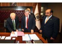 İABB'de toplu sözleşme sevinci