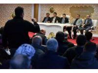 Tütüncü'den Mısır Çarşısı'na destek