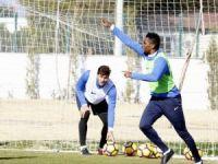 Antalyaspor'da Osmanlıspor mesaisi devam ediyor