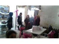 Kilis Belediyesi Konaklarında Kızılay'a kan bağışı yapıldı