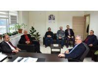 Vali Aktaş'dan MÜSİAD'a hayırlı olsun ziyareti