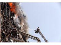 Tahran'da bina çöktü: 30 ölü