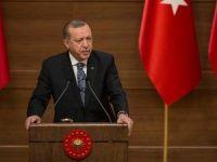 Cumhurbaşkanı Erdoğan: Türkiye savunma durumunu terk edip hücum pozisyonuna geçti